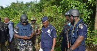 Heavy police personnel have been deployed to the Sekondi Zongo to calm the rising tensions