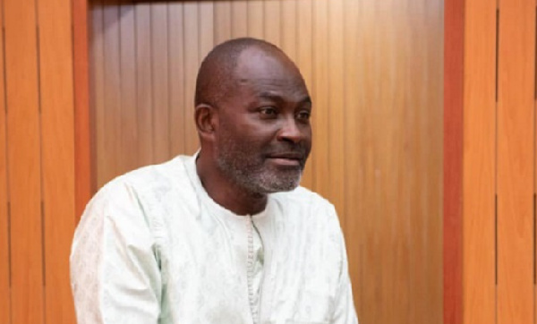 I've No interest in NPP Chairmanship – Kennedy Agyapong clarifies