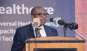 Deputy Health Minister, Alexander Abban