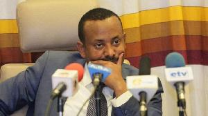 Ethiopia PM Abiy Ahmed