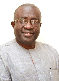 Dr Anthony Aubynn, the Board Chairman of ARB Apex Bank