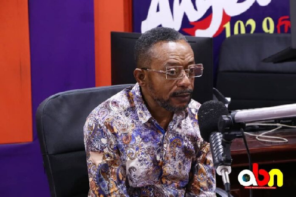 Rev. Isaac Owusu Bempah is the founder of Glorious Word Power Ministry International