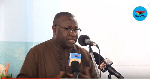 Burma camp is no more a security zone - Prof Aning