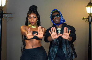Wendy Shay and Shatta Wale