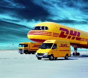 Dhl Plane Trucks
