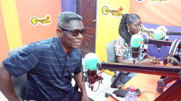 Agya Koo says he was delibrately blacklisted from the from the movie industry