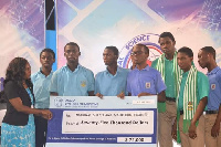 Finalists of the National Science and Math's Quiz