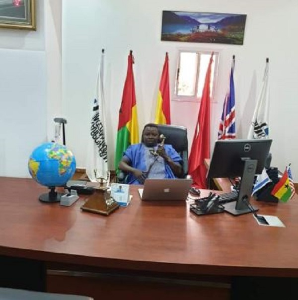 Travelling abroad does not guarantee success - Youth advised