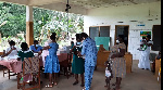 File photo of an antenatal clinic