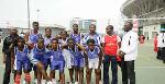 The Ghanaians overcame C
