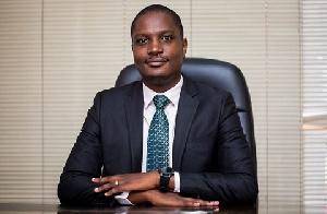 Tavona Biza, CEO of Old Mutual Ghana