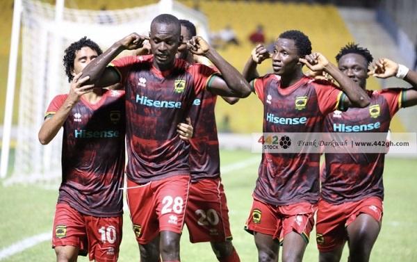 We are focused - Kotoko warn rivals