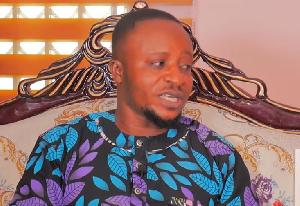 Prophet Eric Amponsah, (Computer Man)