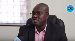 Chief Operating Officer, StarTimes, Felix Ahonzo