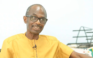 Asiedu Nketia is the General Secretary of the National Democratic Congress