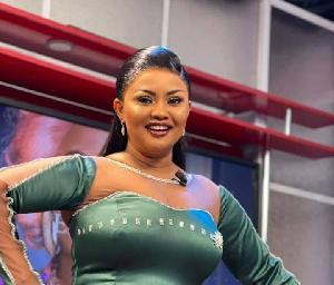 Nana Ama McBrown   Live UTV 1
