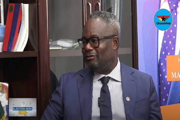 Election Desk: LPG\'s Akpaloo outlines how his government will transform Ghana