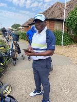 Ahmed Padori, Director of Operations for PGA of Ghana