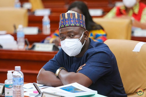 I have appealed against my visa denial, it's gross disrespect – Suhuyini