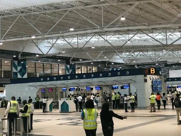 Kotoka Airport Terminal 1 and 2 to undergo facelift