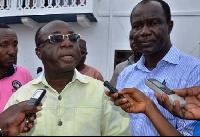 Freddie Blay, Acting National Chairman of NPP
