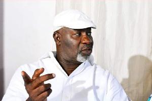 Ghanaian actor, Emmanuel Armah