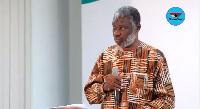Huudu Yahaya, NDC National Chairman aspirant