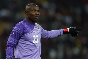 Ex-Ghana goalkeeper Richard Kingson