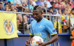 Twumasi stays with Astana despite interests from two French sisdes