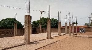 Dakpema D/A school faces infrastructural deficit amid abandoned project