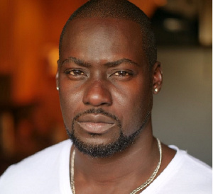 Ghanaian actor, Chris Attoh is reported to have found himself a new wife while living in the U.S