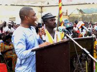 Ebenezer Anane Atuahene, Tarkwa-Nsuaem Constituency NPP's Communications Director