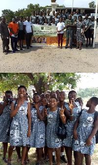 Rebekah Awuah Foundation (RAF Ghana) focuses on education, skills development and health