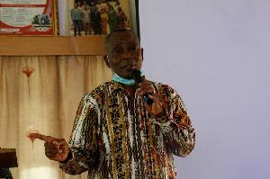 MP for Madina Constituency, Boniface Abubakar Saddique