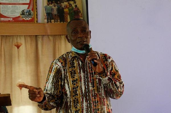 Member of Parliament for Madina Constituency, Boniface Abubakar Saddique