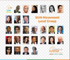 The 27 change-makers appointed by the UN
