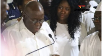 Akufo-Addo, President-elect of Ghana delivered an address on Friday