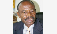 George Ayisi-Boateng, leading member of the NPP