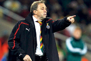 Former Black Stars coach, Milovan Rajevac