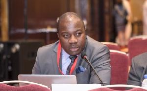 MP for Bawku Central, Mahama Ayariga