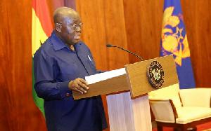 Akufo Addo Ministers