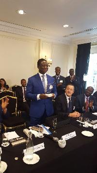 COCOBOD boss, Dr. Stephen Opuni