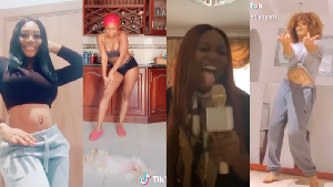 Ghanaian female celebs