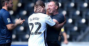 Ayew's strike secured a narrow 1-0 win for Swansea over the weekend