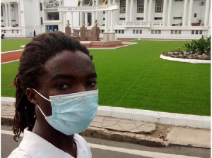 Tyrone Iras Marghuy is in a legal battle with the Achimota