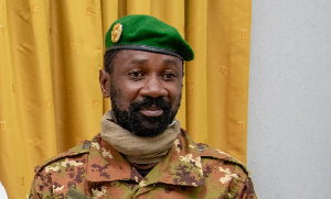 Col. Assimi Goita, has declared himself president of Mali