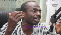 General Secretary of NDC, Mr Johnson Asiedu Nketia