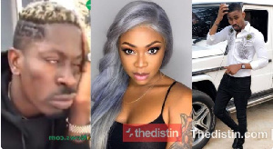 Shatta Wale confessed to getting a BJ from Ibrah's wife and Ibrah confessed to sleeping with Michy