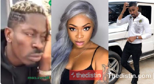 'I slept with your wife' – Ibrah and Shatta throw fresh shots at each other