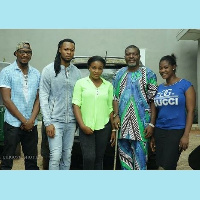 Flavour with Johnbull family